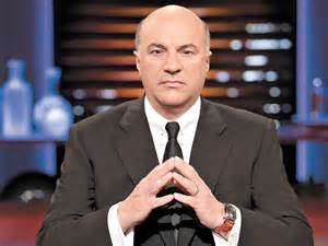 Kevin O'Leary!